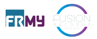 FRMY and Fusion Records MY Logo